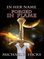 Forged In Flame (In Her Name, Book 8)