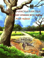 Panchatantra 51 short stories with Moral (Illustrated) Part-1