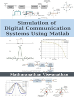 Simulation of Digital Communication Systems Using Matlab