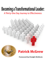 Becoming a Transformational Leader