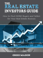 The Real Estate Investors Guide