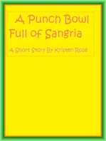 A Punch Bowl Full of Sangria
