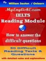 IELTS Reading Module