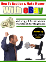 How to Auction and Make Money with eBay