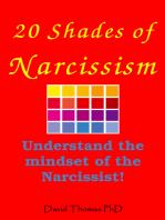 20 Shades of Narcissism