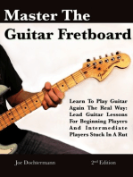 Master The Guitar Fretboard