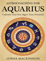 AstroCoaching For Aquarius