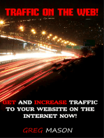 Traffic On The Web