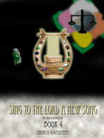 Sing To The Lord A New Song