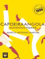 Capoeira angola mandou chamar