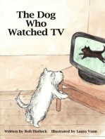 The Dog Who Watched TV