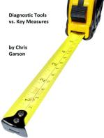 Diagnostics vs. Key Measures