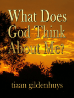 What does God think about Me?