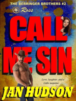 Call Me Sin (The Berringer Brothers, Book 2)