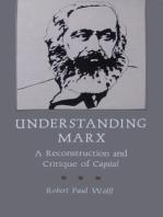 Understanding Marx