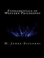 Fundamentals of Western Philosophy