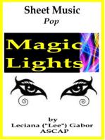 Sheet Music Magic Lights