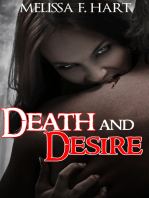 Death and Desire (Erotic Romance - Paranormal Romance)