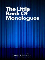The Little Book Of Monologues