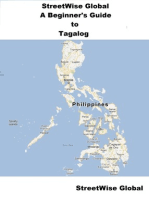 The StreetWise Beginner's Guide to Tagalog