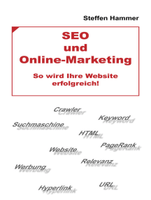 SEO und Online-Marketing: So wird Ihre Website erfolgreich!