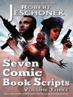Seven Comic Book Scripts Volume Three