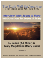 Interview with Jesus & Mary