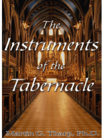 The Instruments of the Tabernacle
