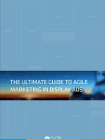 The Ultimate Guide to Agile Marketing in Display Ads