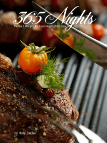 365 Nights: Menus & Recipes for Every Night of the Year
