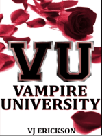 Vampire University (Book One in the Vampire University Series)