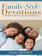 Family Style Devotions