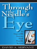 Through The Needles Eye