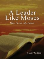 A Leader Like Moses