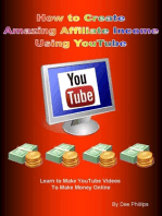 How to Create Amazing Affiliate Income