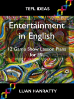 Entertainment in English