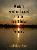 Warfare Solutions Loaded with the Lion of Judah