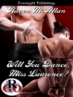 Will You Dance, Miss Laurence?
