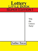 Lottery Little Book
