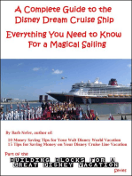 A Complete Guide to the Disney Dream Cruise Ship