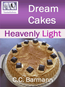 Tastelishes Dream Cakes: Heavenly Light