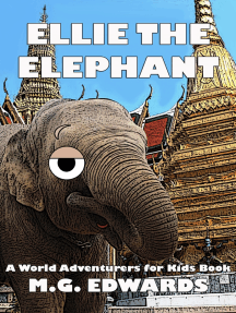 Ellie the Elephant (Illustrated Edition)