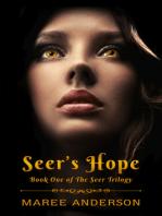 Seer's Hope (Book One of The Seer Trilogy)