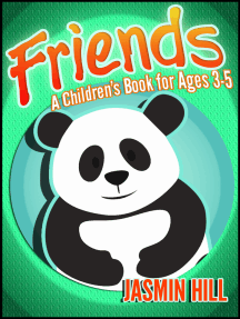 Friends: A Children's Book For Ages 3-5