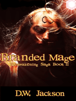 Branded Mage