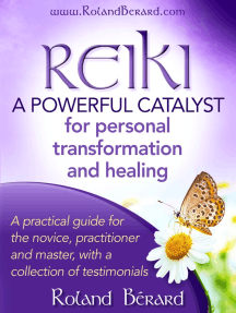 Reiki: A Powerful Catalyst for Personal Transformation and Healing