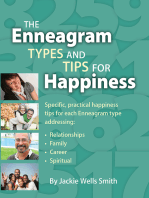 The Enneagram Types and Happiness Tips