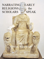 Narrating Ancient Religions, Judaism & Christianity