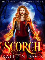 Scorch (Midnight Fire Series Book Four)
