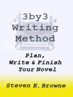 The 3by3 Writing Method